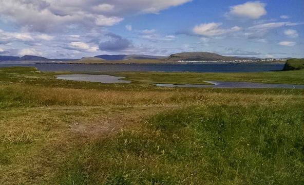 Videy Island Iceland
