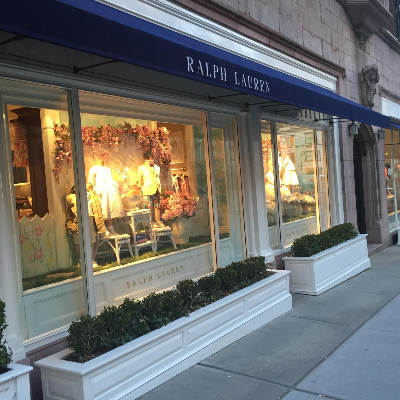 Ralph Lauren Children, NYC