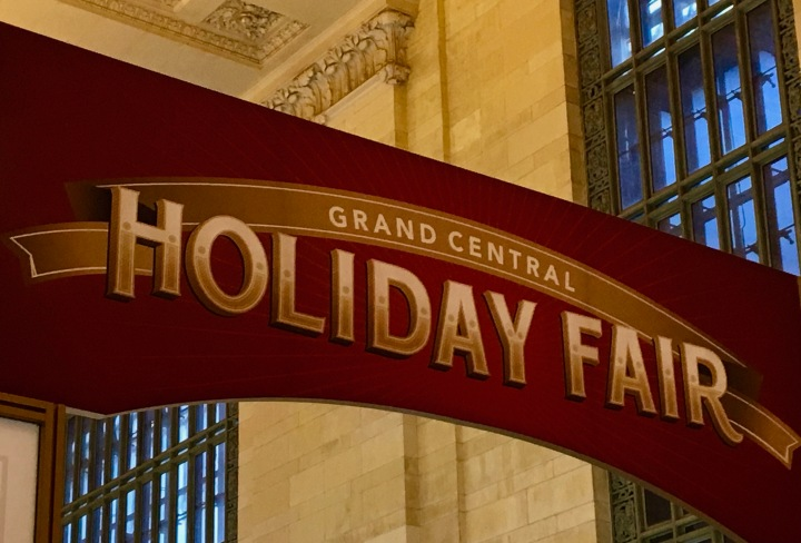 5 Reasons to Shop NYC's Grand Central HolidayFair