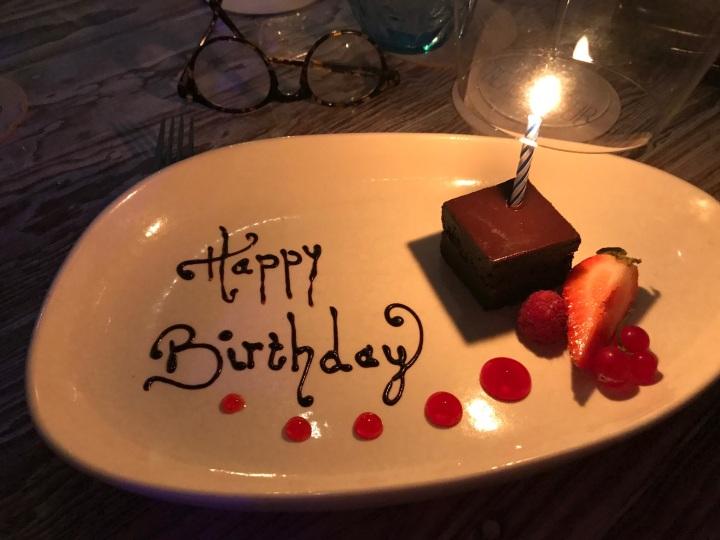 How to celebrate a milestonebirthday
